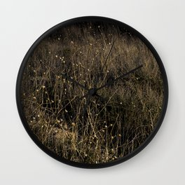 There and back XII Wall Clock