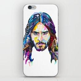 Jared Leto iPhone Skin
