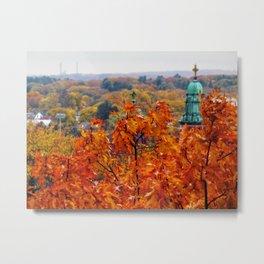 November Colors in Portland (2) Metal Print