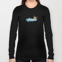 Southport - North Carolina. Long Sleeve T-shirt