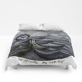 her Atlantic... Comforters