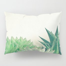 Succulent Forest Pillow Sham