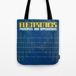 Electronics  Tote Bag