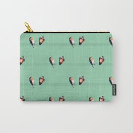 Feeling Wired (Pattern) Carry-All Pouch