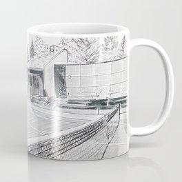 Tennis Life Coffee Mug