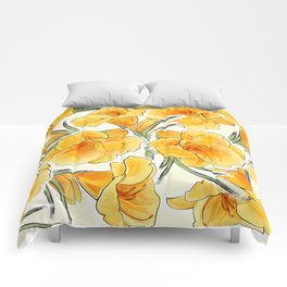 the daylily Comforters