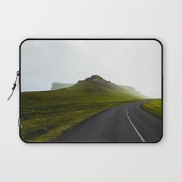 On the road in Iceland Laptop Sleeve