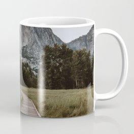 YOSEMITE PATH Coffee Mug