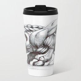 Noise Metal Travel Mug