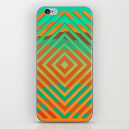 TOPOGRAPHY 2017-021 iPhone Skin