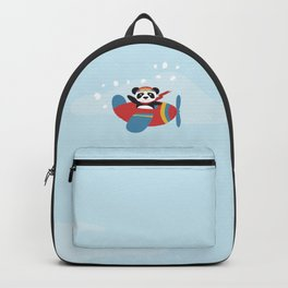 Panda says Thanks! Backpack