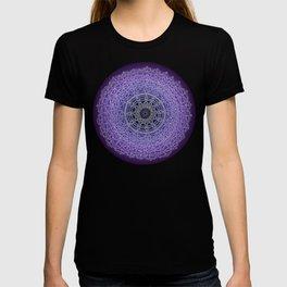 Gathering on Black Background T-shirt