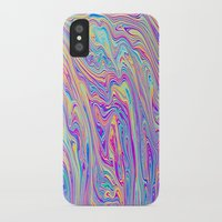 blur iPhone & iPod Cases featuring BLUR by Islawillbaby