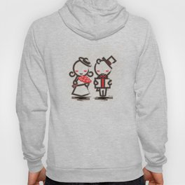 Lovely Couple in 4 Colours Hoody