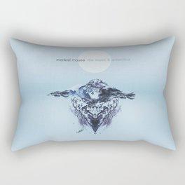 Modest Mouse - The Moon & Antartica Rectangular Pillow