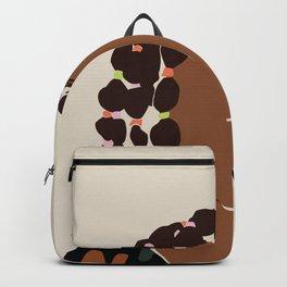 Black Girl Magic No. 1 Backpack