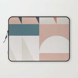 Cirque 05 Abstract Geometric Laptop Sleeve