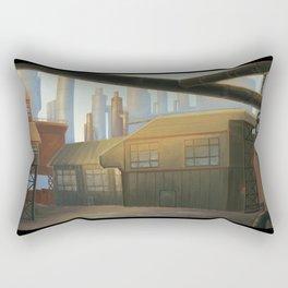 Industrial Rectangular Pillow