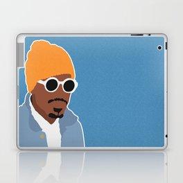 ANDRE 3000 Laptop & iPad Skin