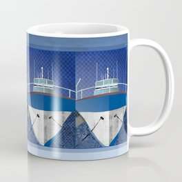 Motor Yacht Coffee Mug