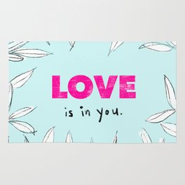 Love is in You Rug