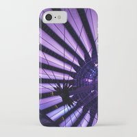 surrealism iPhone & iPod Cases featuring City Surrealism by Notions