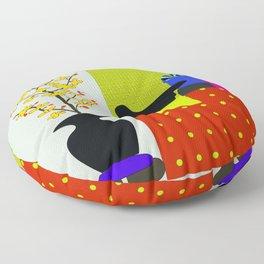 A015 Floor Pillow