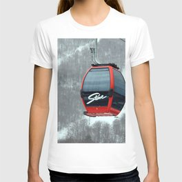 Gondola in Stowe T-shirt