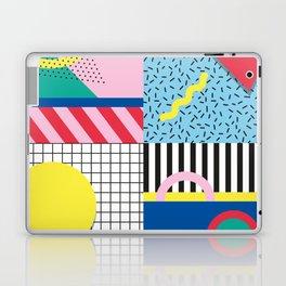 Memphis Party Laptop & iPad Skin