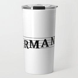 Name Armando Travel Mug