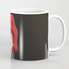 Hesitate  Coffee Mug