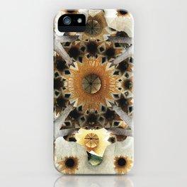 Sagrada Cathedral Sky iPhone Case