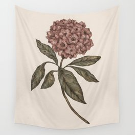 Mountain Laurel Wall Tapestry