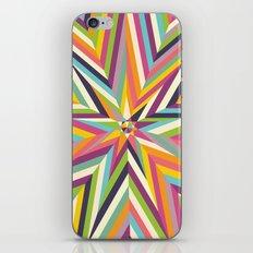 Star Power 1 iPhone & iPod Skin