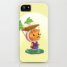 Daisy Mae iPhone Case