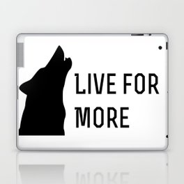 Live for More - Red Rising Laptop & iPad Skin