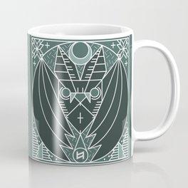 Bat from Transylvania Coffee Mug