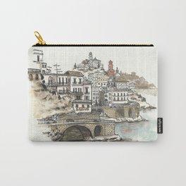 Amalfi Coast memory Carry-All Pouch