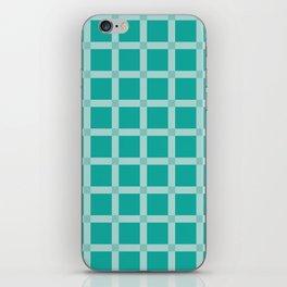 Squares & Rectangles I iPhone Skin
