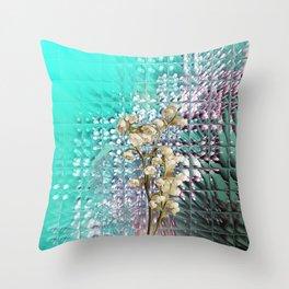 Dandelion 360 Throw Pillow