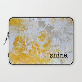 Sunlight Dancing Laptop Sleeve