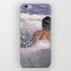 Brian swimming in the sea iPhone & iPod Skin