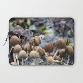 Mushroom City | Nature Photography Laptop Sleeve