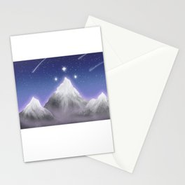 Night Court  Stationery Cards