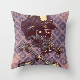 Jacky Wacky Throw Pillow