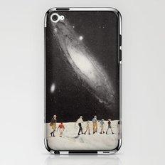 hiking under the stars iPhone & iPod Skin