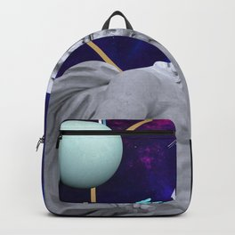 Ancient Gods and Planets: Uranus Backpack