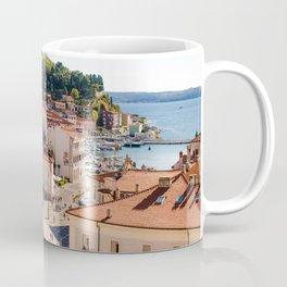 Mediterranean Summer Coffee Mug