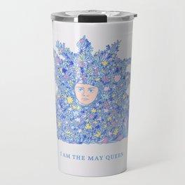 Midsommar May Queen Travel Mug