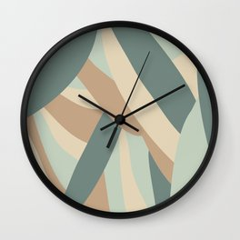 Pucciana  Forest Wall Clock